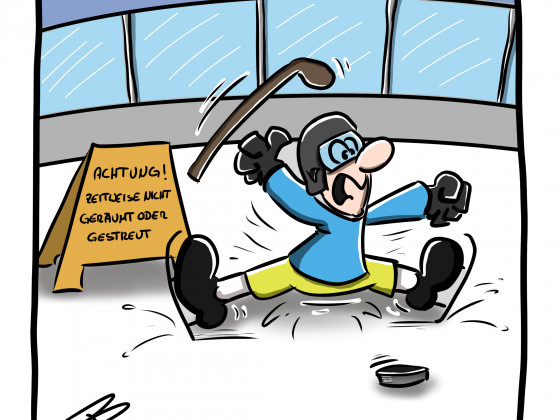 Cartoon Oktober