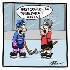 Cartoon Januar