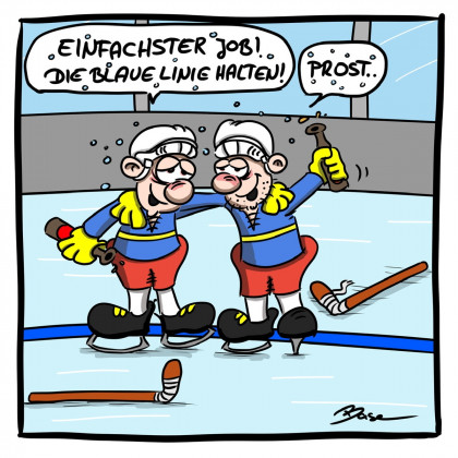 Cartoon Februar
